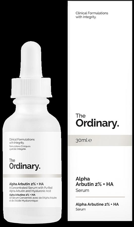 The Ordinary Alpha 2% + HA