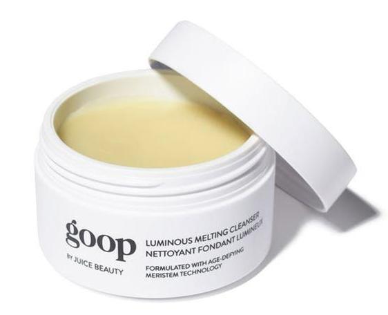 goop by Juice Beauty Luminous Melting Cleanser