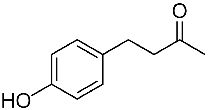 Raspberry Ketone Structure