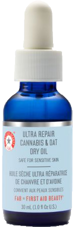 First Aid Beauty Ultra Repair Oat & Cannabis Sativa Seed Oil