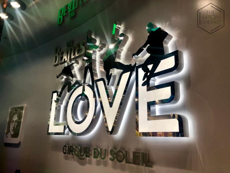 The Satori Chemist Beatles Love 2019