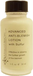 The Advanced Blemish Lotion with Sulfur