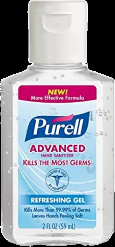 Purell Advanced Hand Sanitizer Gel